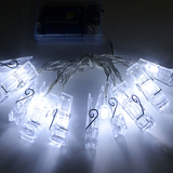 LED Hanging Photo Clips String Light