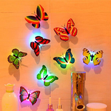 3D Butterfly LED lights