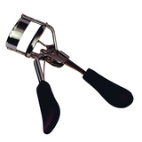 Metal Eyelash Curler With Black Handle