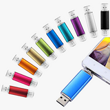 Extra Storage High Speed Android Flash Drive Multi-Color