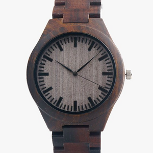 Dark Wood Watch