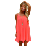 Fluorescent Summer Beach Dress - 9 Colors