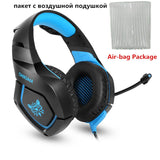 Camouflage Gaming Headphones with Mic