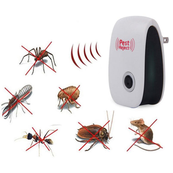 Ultrasonic Pest Repellent - Plug In