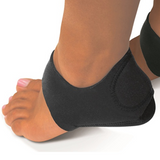2 Pack Foot Shock-Absorbing Plantar Fasciitis Therapy Wraps