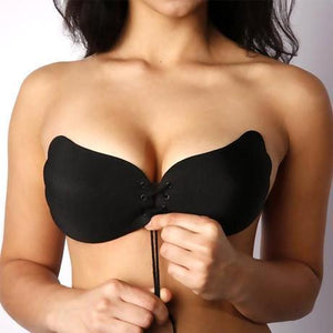 Secret Push-Up Strapless Bra