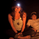 Adjustable Mini LED Headlamp with 3 Modes and Zoom