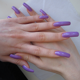 Spray-on Nail Polish