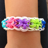 5 Pack Rainbow Loom Bands