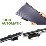 Retractable Car Curtain With UV Protection