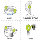 Smart Collapsible Strainer
