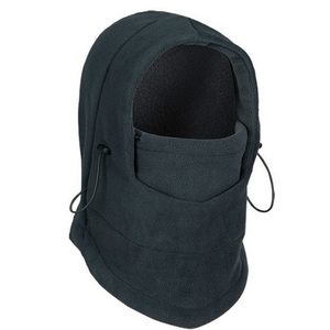 Fleece Beanies Neck Warmer Face Mask
