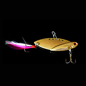 Fishing Fly Fish Bait Sequined Tail Bionic Simulation Lure peche wobbler crankbait fish tackle jerkbait minnow swimbait kosadaka