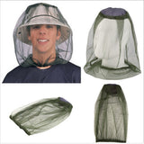 Anti Mosquito Bug Bee Hooded Fishing Hat