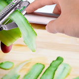 ABEDOE Stainless Steel Fruit Vegetable Potato Peeler Cooking Tools Kitchen Accessories/ High Duty Material & Rustproof