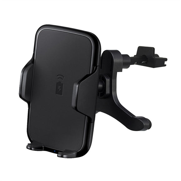 Car Wireless Charger Car Mount Cellphone Holder for Qi Enable Devices