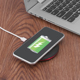 Qi Wireless Power Charger Portable Fast Charging Charging Pad For iPhone 8/X/8Plus Samsung Note8/S8/S8+/S7 edge/S7/Note5/S6/S6 edge/S6 edge plus