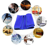 10Pcs Microfiber Towel Kitchen Wash Auto Car Home Cleaning Wash Clean Cloth