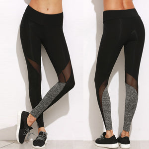 Women Leggings Gym Sports Running Fitness Pants Stretch Trouser Yoga Tight