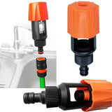 Universal Tap To Garden Hose Pipe Connector Mixer Kitchen Tap Adapter Connector Tool