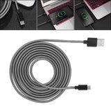 USB Type C/Micro USB/Lightning Cable /Cable Nylon Braided USB C to USB A Charging Cord for Smart Phones
