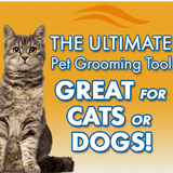 Knot Out Pet Grooming Comb - As Seen On TV