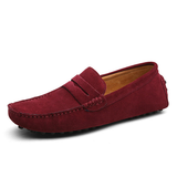 Genuine Leather Loafers for Men