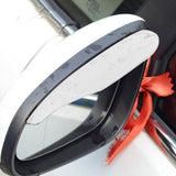 Car Rear View Mirror Rain Shade