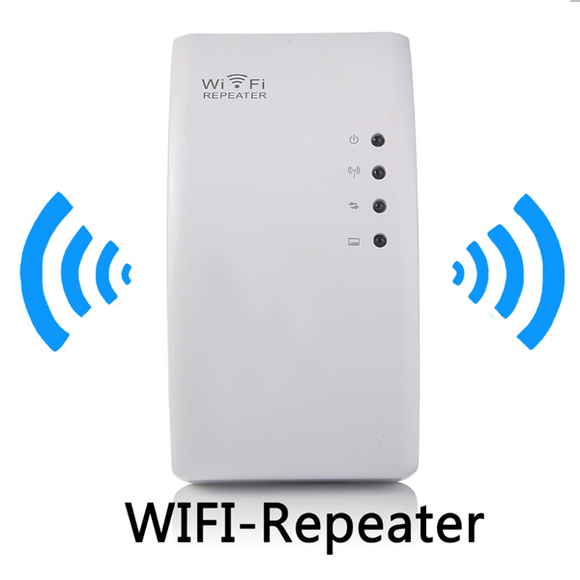 WiFi Genius Repeater | Double Your WiFi Range