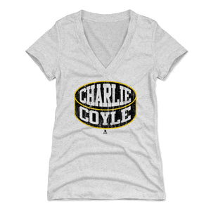 Charlie Coyle Women's V-Neck T-Shirt | 500 LEVEL