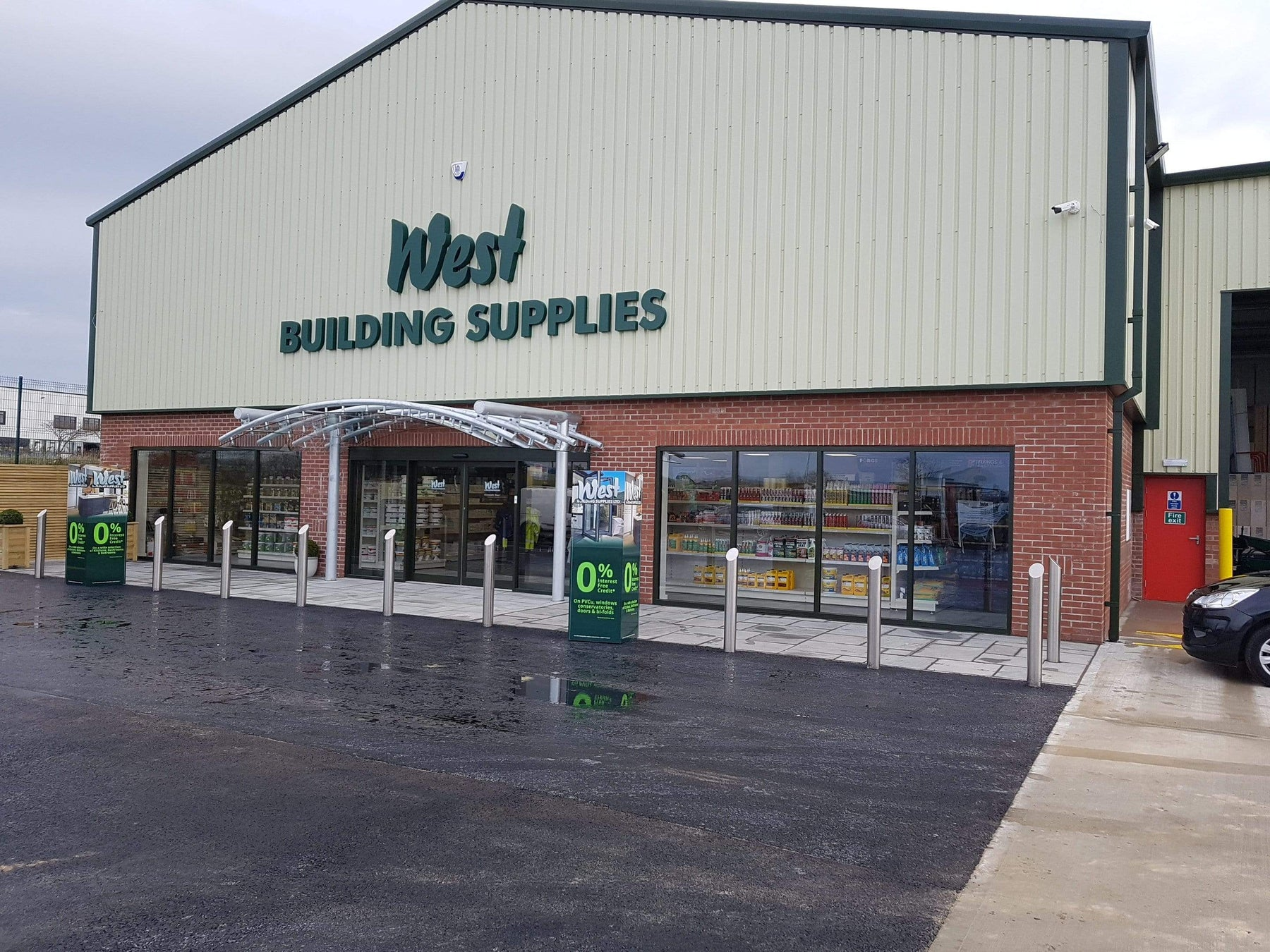 West Building Supplies teams up with Filplastic