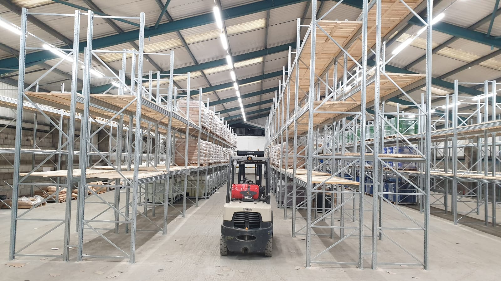 Filstorage design skills put to the test by new logistics company