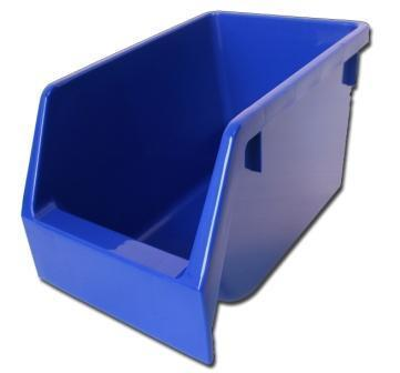 Size 2 - Blue Parts Bins - Free Delivery - VAT Included