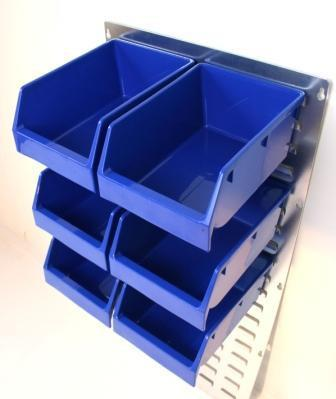 Size 3 Budget Range Parts Bin - PACK OF 16