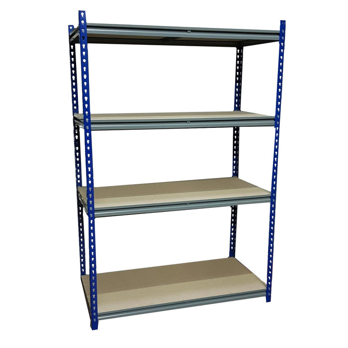 Express Bolt-less Rivet Racking (1200x600x1800mm)