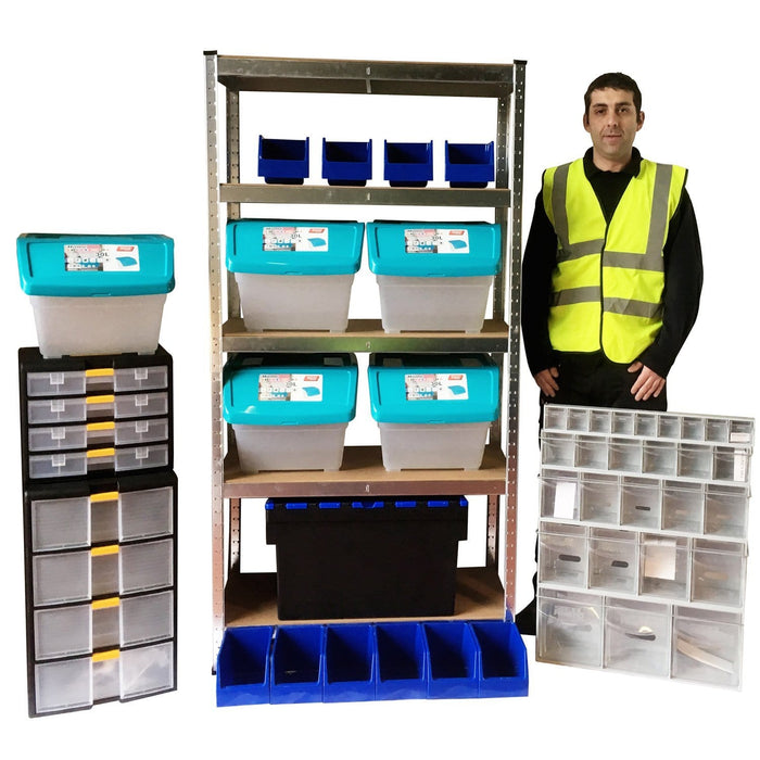 Workshop Storage Equipment Bundle