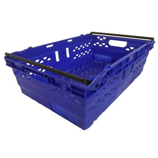 OFFER! Supermarket Bale Arm Crate 35L