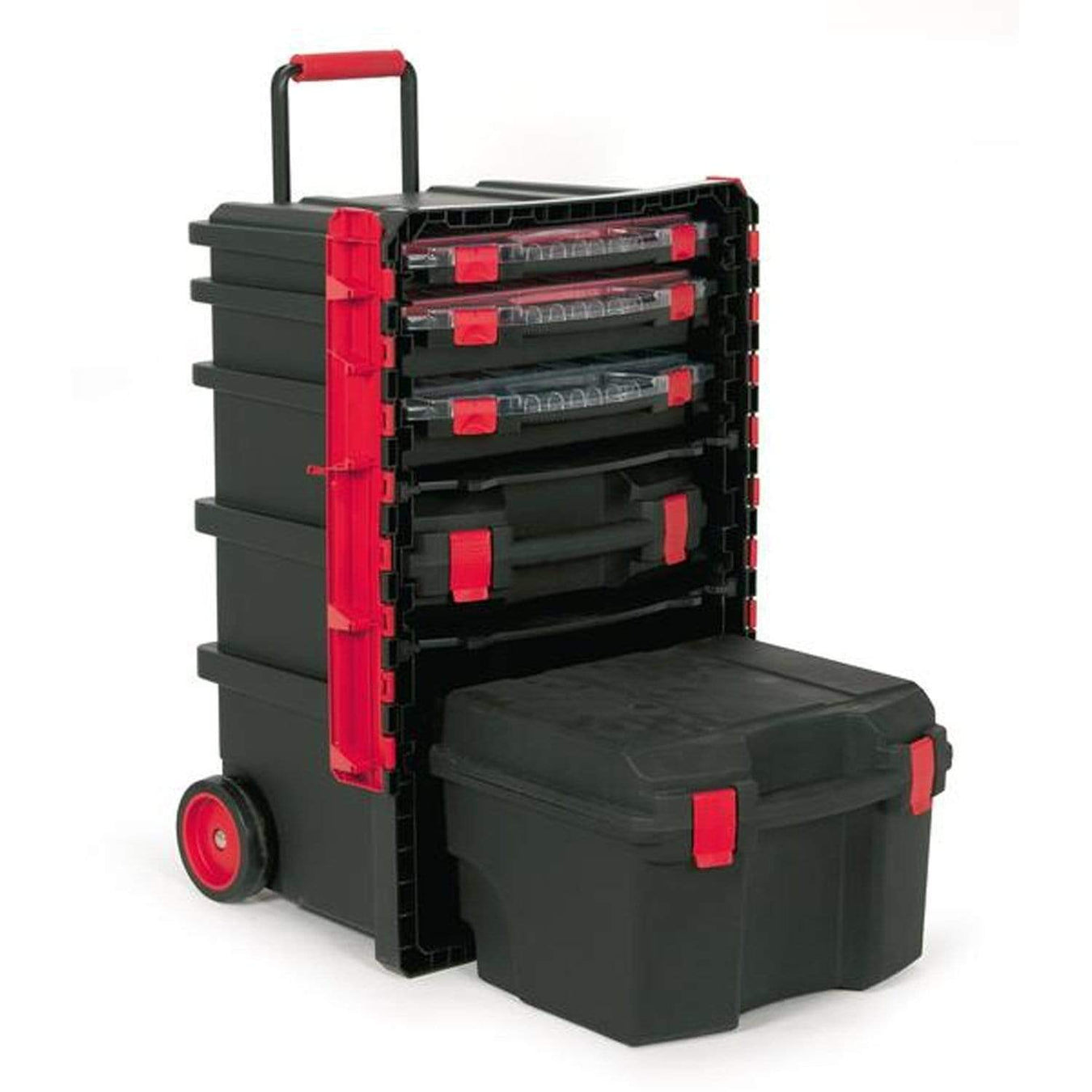 Compartment Organisers & Toolboxes
