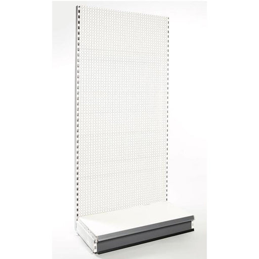 2.2m High Wall Bay with Perforated Panel