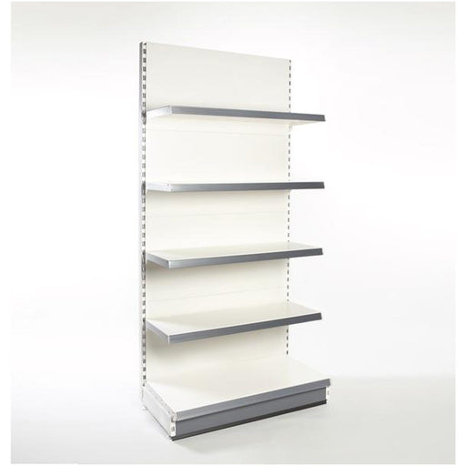 shop shelving high wall