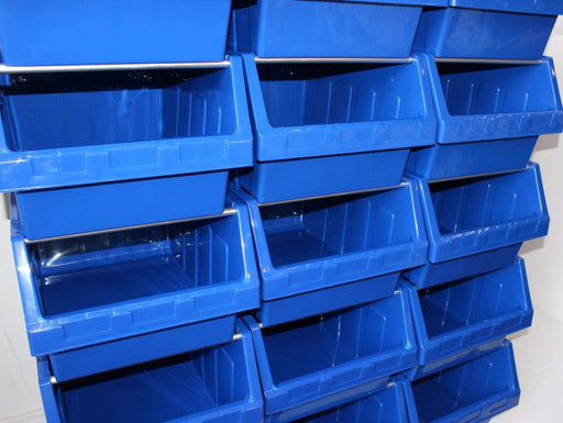 Container Stacking Storage Pick Wall - 15 Supra Bins