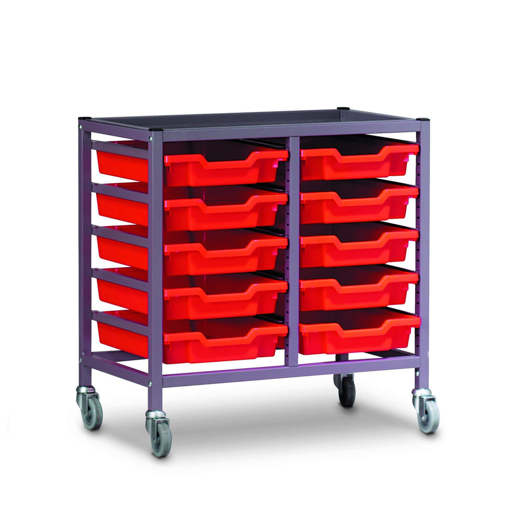 Trolley Set (With 10 x F1 Trays) 2025R