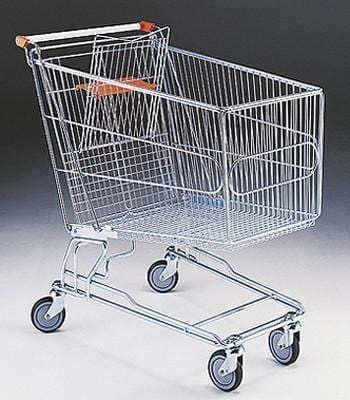 Shopping Trolley 240Ltr (set of 5)
