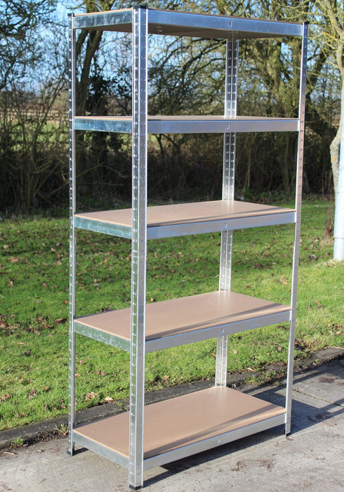 Express SILVER Shelving (250kg level)