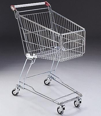 Shopping Trolley 60Ltr (set of 10)