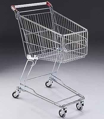 Shopping Trolley 60Ltr (set of 4)
