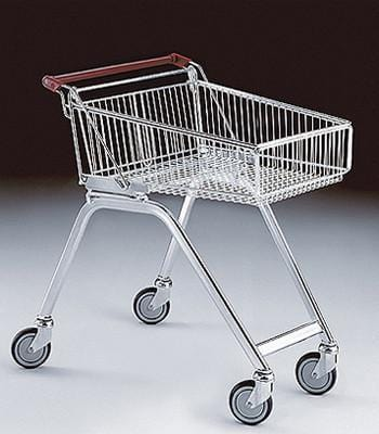 Shopping Trolley 80Ltr Shallow (set of 5)
