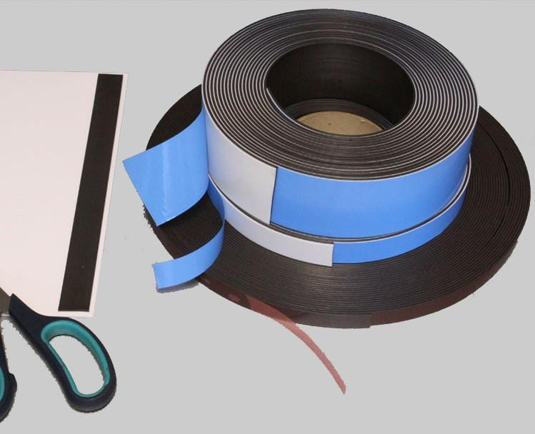 Magnetic Standard Self Adhesive Tape (20mm x 10m)