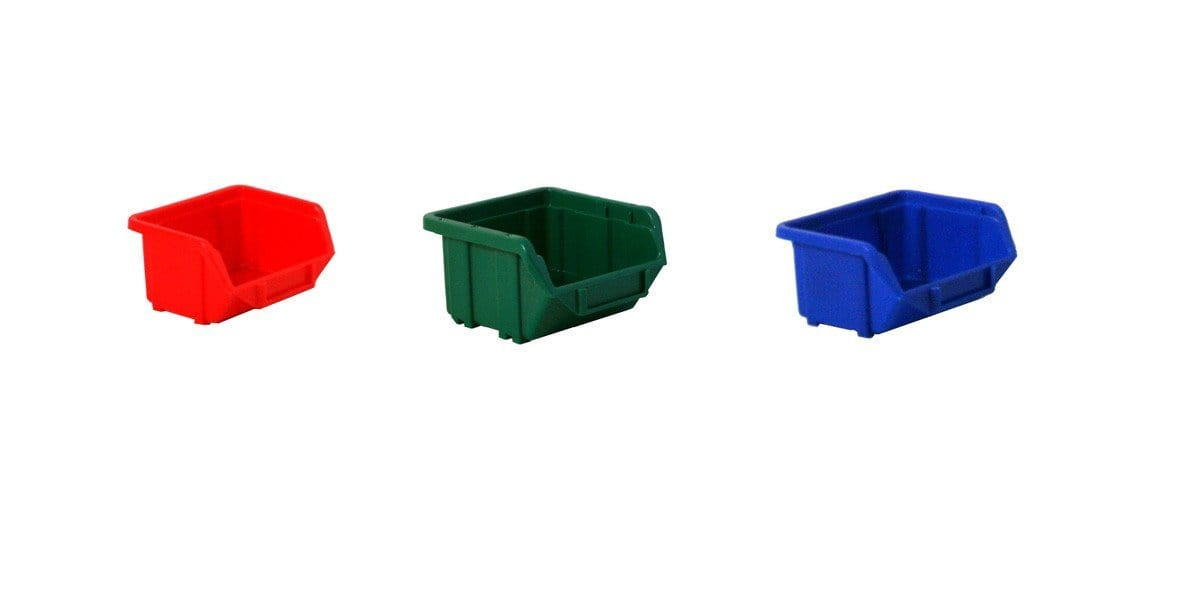 Plastic Parts Bins ECO 110