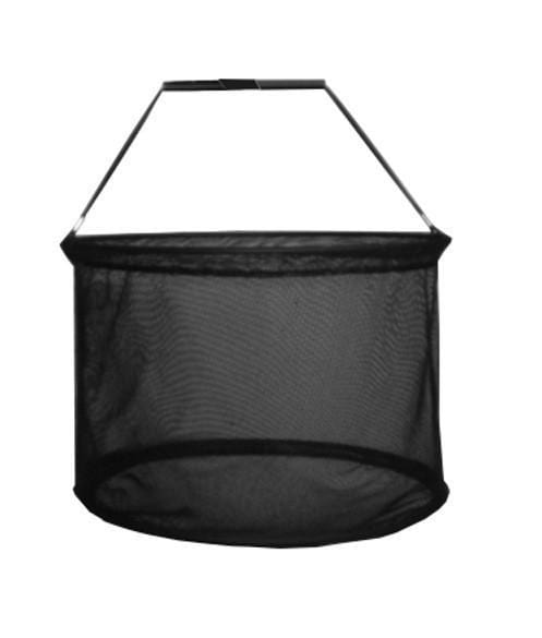 "Round Mesh Shopping Basket (10"" Diam) Set of 15"